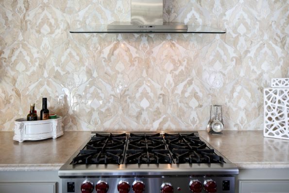 Tayla-MarbleSystems_Kitchen_3-595x397 Coastal Inspired Tiles - Home Decor Inspiration