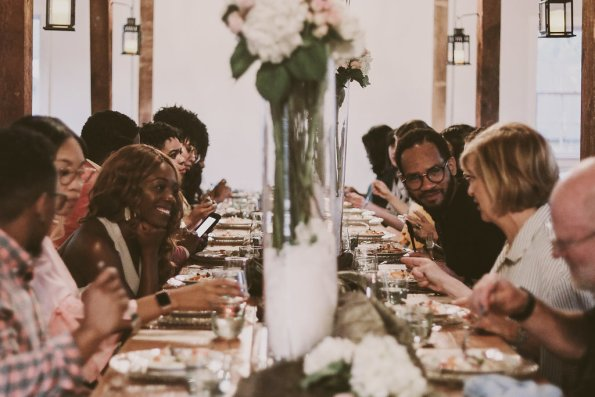TheTableExperience-Muse2018-4913-595x397 Rustic Dinner Party Inspiration