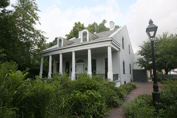 African_American_Msueum_New_Orleans-595x397 African American Museums in the South To Visit