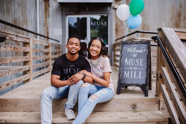 MuseGrandOpening042-595x397 Black Owned Wedding Venue Tour with Tips on Picking a Venue