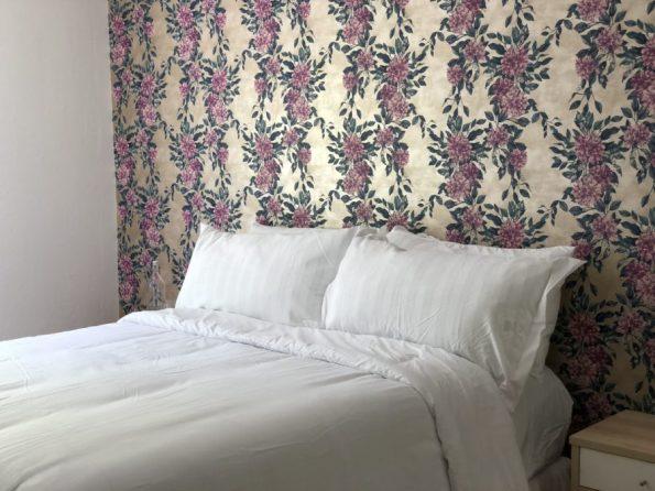 ROOM-1-1-595x446 Designer Tour: Black-Owned Hotel in Miami - The Copper Door B&B