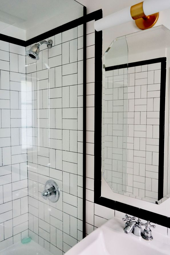 ROOM-BATHROOMS-1-595x893 Designer Tour: Black-Owned Hotel in Miami - The Copper Door B&B