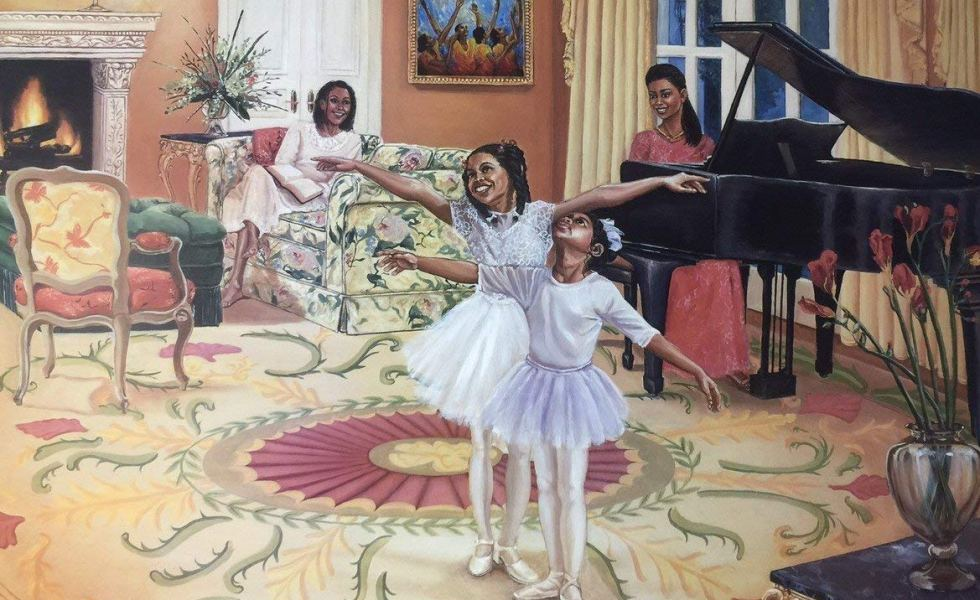 Dancing-In-The-Living-Room-Girls-Katherine-Roundtree-24x32-Unframed-African-American-Black-Art-Print-Wall-Decor-Poster-980x600 Black Art from Katherine Roundtree We Love