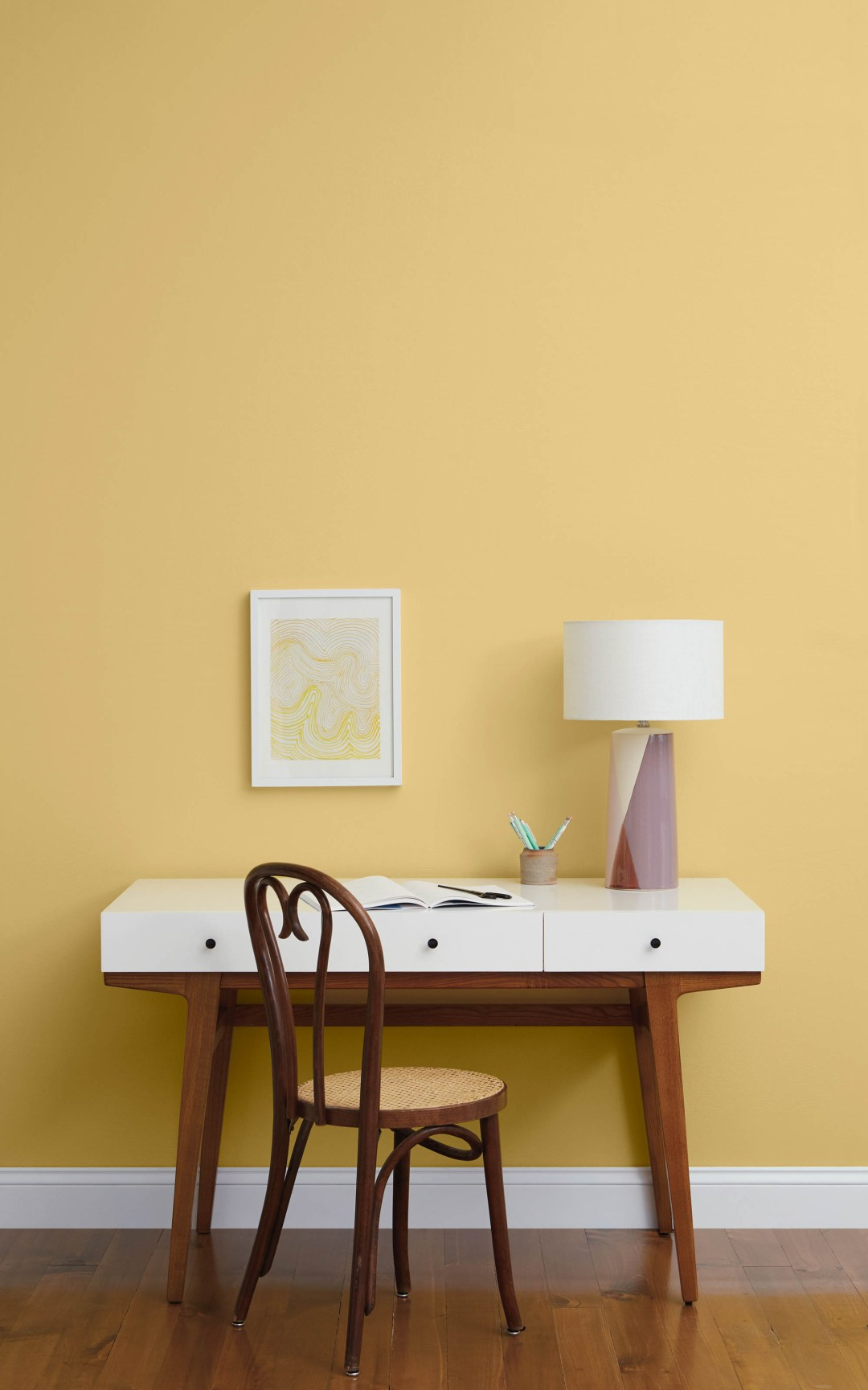 Lemonade_Clare-Paint-Color_Interiors_1-1440x2305 Clare: Black-Owned Tech & Home Brand Gives Tips for Picking Paint Colors