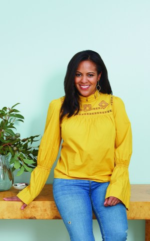 Nicole-Gibbons-Clare-Paint-CEO_4-300x480 Clare: Black-Owned Tech & Home Brand Gives Tips for Picking Paint Colors