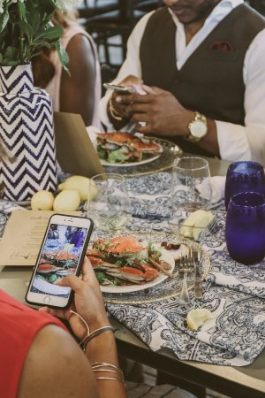 TTE-PaellaParadise-7234-300x450 North Carolina Seafood: Paella Paradise with The Table Experience