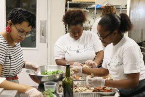 TTE-PaellaParadise-7239-300x200 North Carolina Seafood: Paella Paradise with The Table Experience