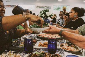 TTE-PaellaParadise-7371-300x200 North Carolina Seafood: Paella Paradise with The Table Experience
