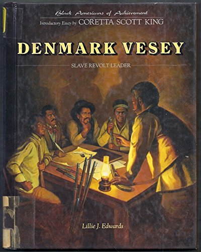 DenmarkVessey Denmark Vesey Books To Add To Your Library