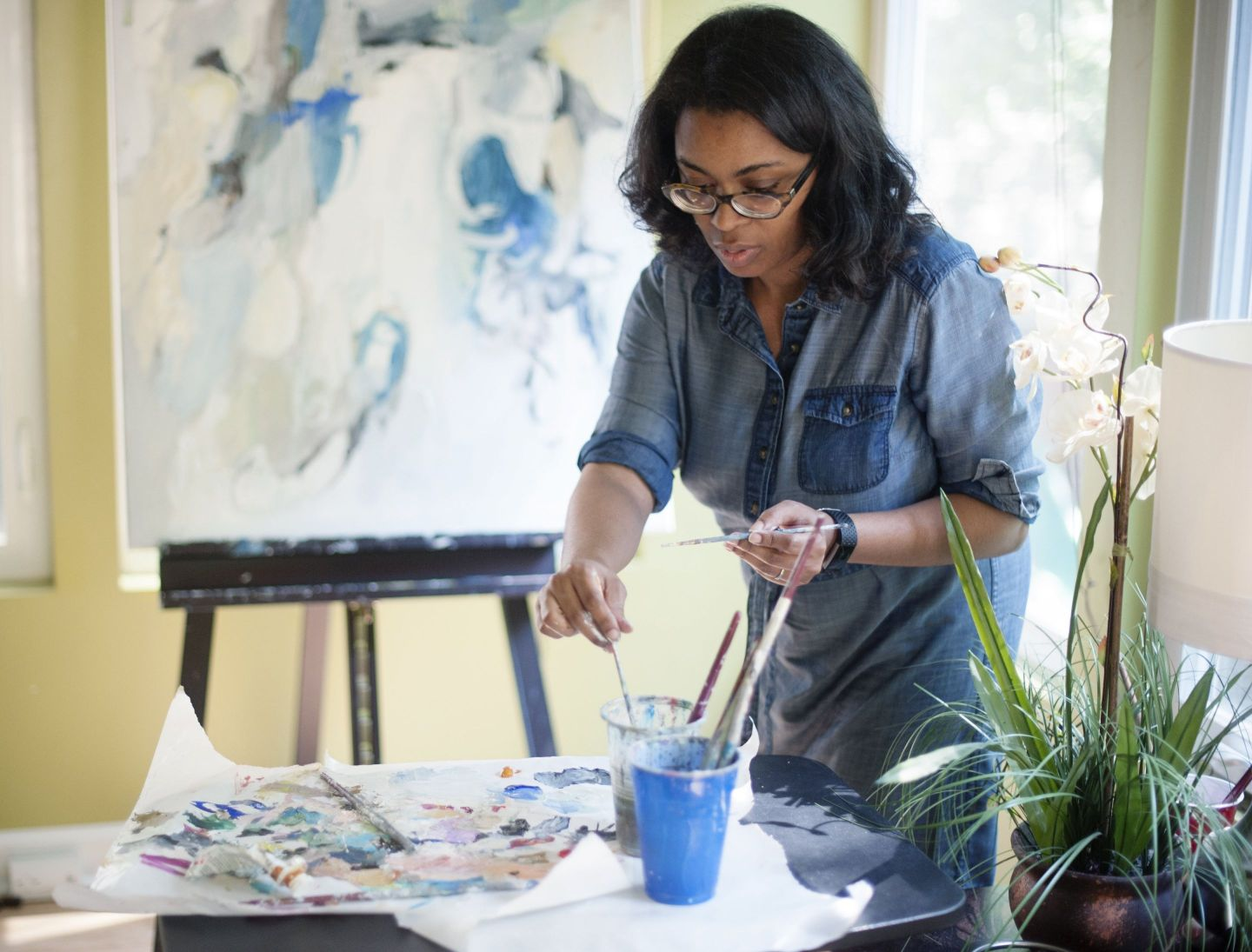 Modern Art from a Black Southern Belle with Lowcountry Roots