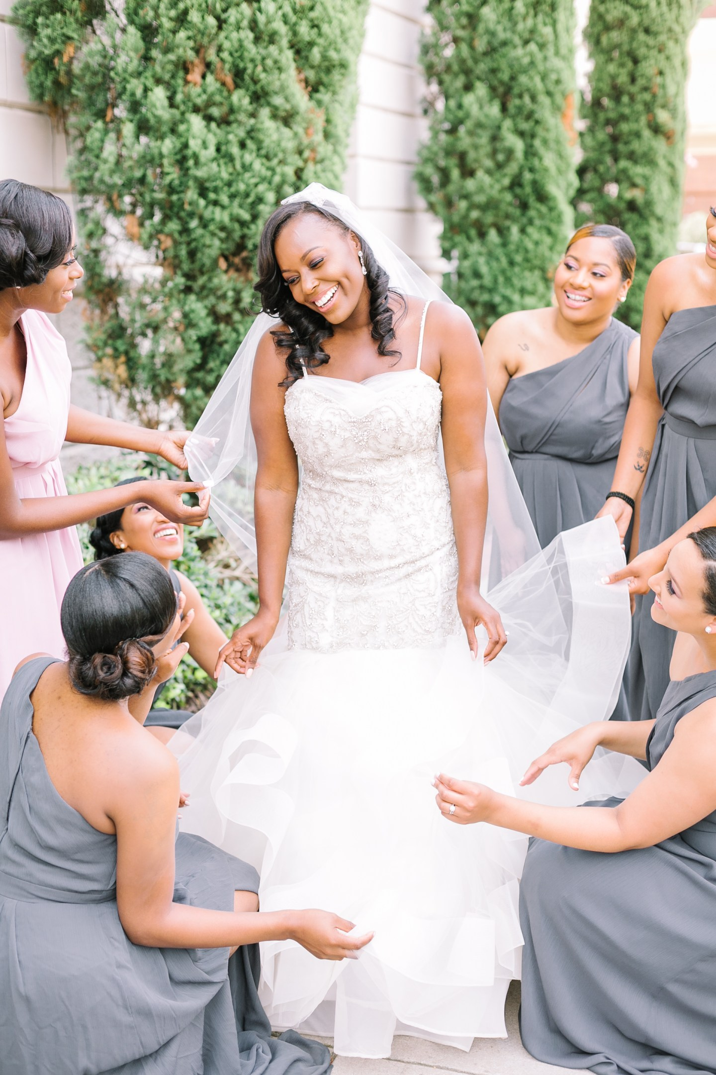 Mr.-and-Mrs.-Boykin-182 South Carolina Wedding with Classic Style