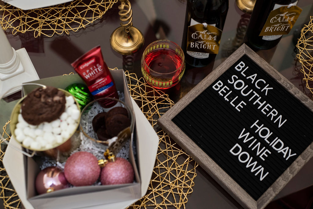 How to Host a Holiday Wine Mixer with Party Favors Sponsored by Colgate®