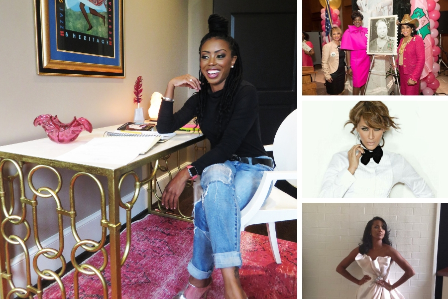 Southern Fashion Inspiration from a Texas Style Maven and HBCU Alum