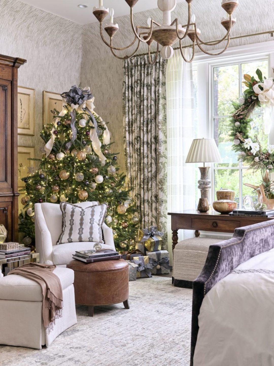 AHL_181113_showhouse32050_Jessica-Bradley Home for the Holidays 2018: Atlanta, GA Style