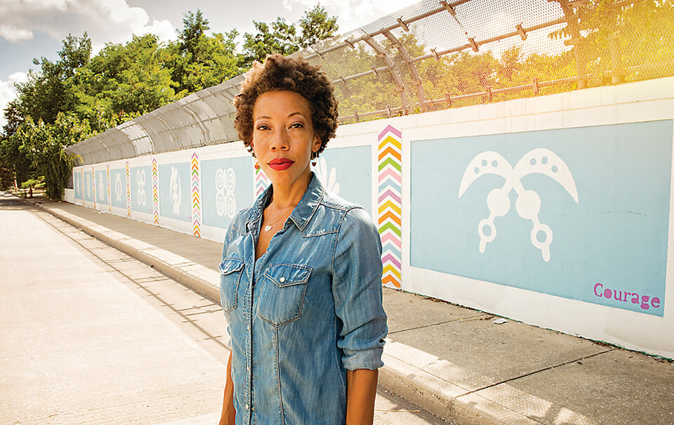 AmySheraldHeadshot 10 Southern Black Women Artists to Watch from Expert Curator Jonell Logan