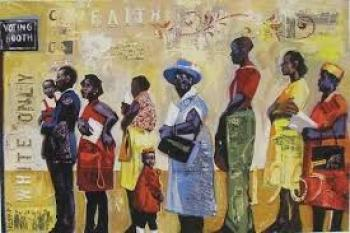CharlyPalmer_BlackVote The Black Vote: A Look Through Art and Elections