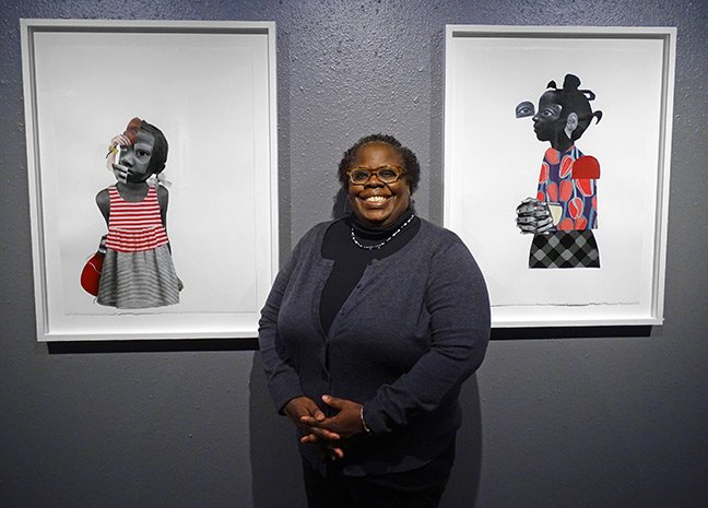 Deborah-Roberts 10 Southern Black Women Artists to Watch from Expert Curator Jonell Logan