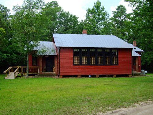 St.-Phillip-Schoolb African American Historic Buildings: Rosenwald Schools of South Carolina