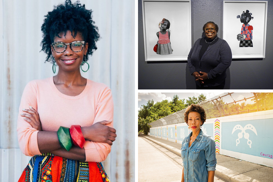 10 Southern Black Women Artists to Watch from Expert Curator Jonell Logan