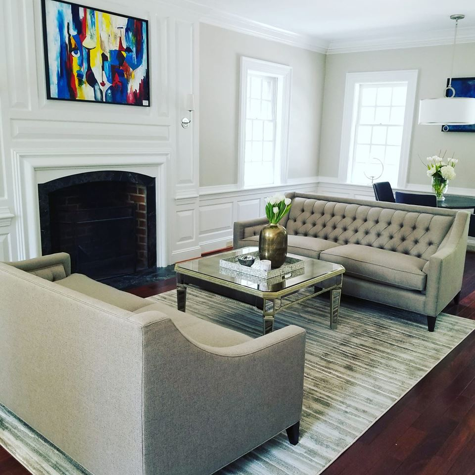 livingroom Black-Owned Bed & Breakfast in Maryland: How to Host an Event in an Intimate Venue