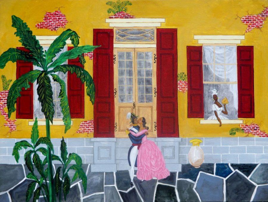 581a5e1834f6ff6271b3a1510aea650e New Orleans Design Feature: Creole Art We Love