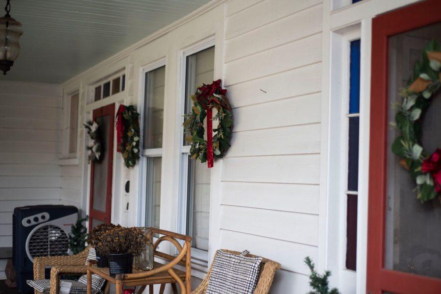 DSC_2389 Lowcountry Porch Tour: Farmhouse Christmas Style