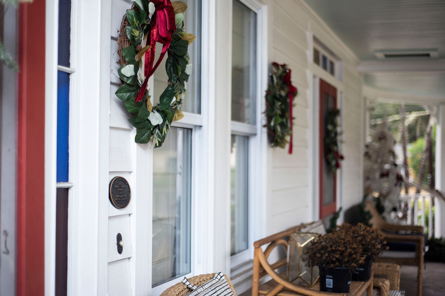 DSC_2390-1 Lowcountry Porch Tour: Farmhouse Christmas Style