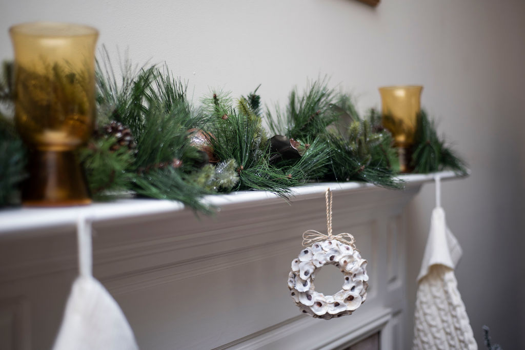 DSC_2453 Lowcountry Christmas: Oyster and Gullah Inspired Decor