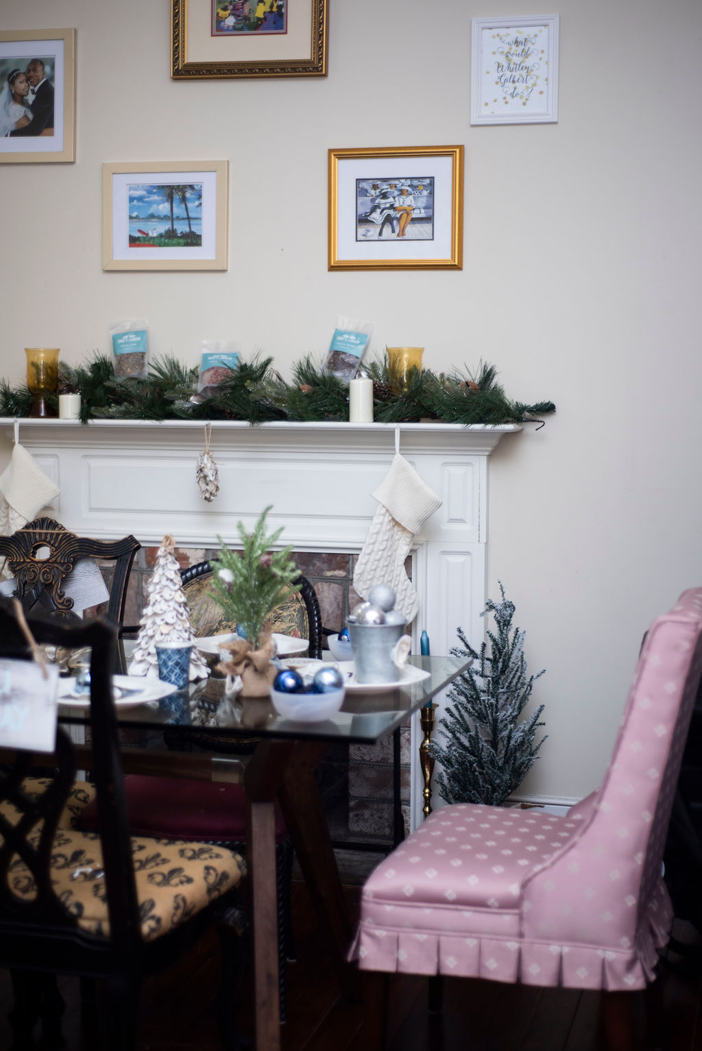 DSC_2481 Lowcountry Christmas: Oyster and Gullah Inspired Decor