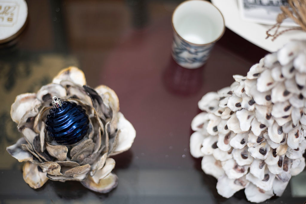 DSC_2494 Lowcountry Christmas: Oyster and Gullah Inspired Decor