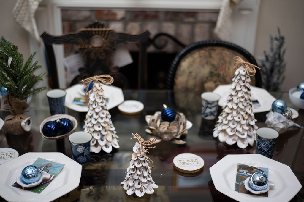DSC_2526 Lowcountry Christmas: Oyster and Gullah Inspired Decor