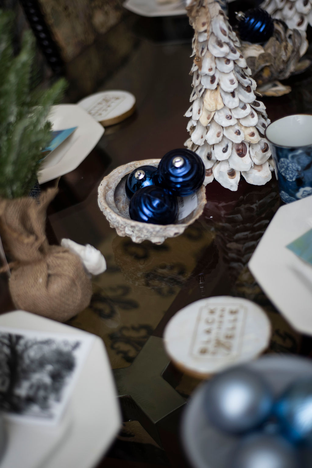 DSC_2530 Lowcountry Christmas: Oyster and Gullah Inspired Decor