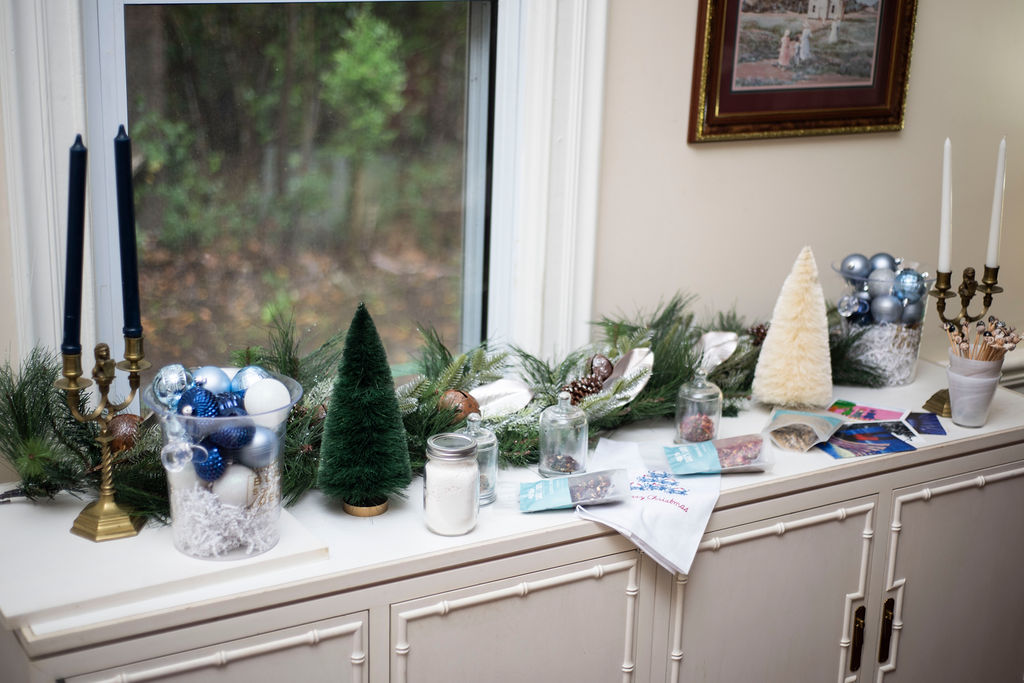 DSC_2563 Lowcountry Christmas: Oyster and Gullah Inspired Decor