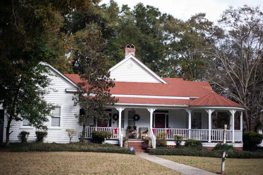 DSC_2871-1 Lowcountry Porch Tour: Farmhouse Christmas Style