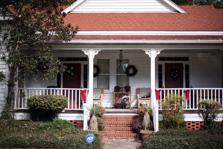 DSC_2875 Lowcountry Porch Tour: Farmhouse Christmas Style