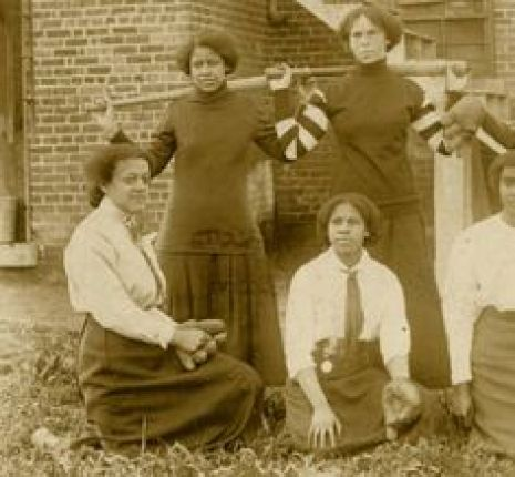 c6a9a0925ce716ea20fd7ff85546c95e-baseball-equipment-personal-history HBCU Spotlight: Belles of Bennett College from the Past