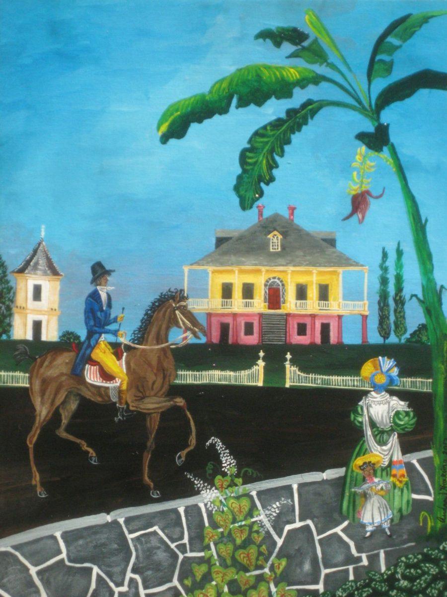 decf426ecbf270a02271fff34445e071 New Orleans Design Feature: Creole Art We Love