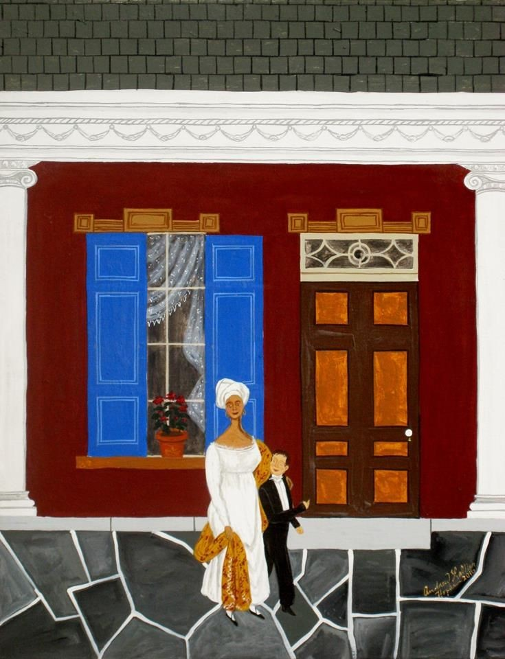 e3cc1cd3c4281b65ce83b7942b691fc5 New Orleans Design Feature: Creole Art We Love