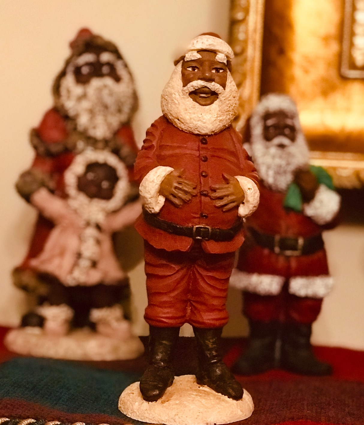 image6-1 African American Holiday Traditions: Black Santa in Upstate, SC