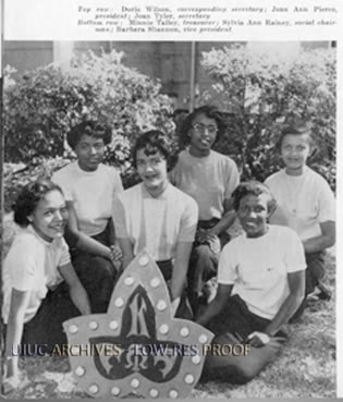 AKAExec1950 Vintage Images of Alpha Kappa Alpha