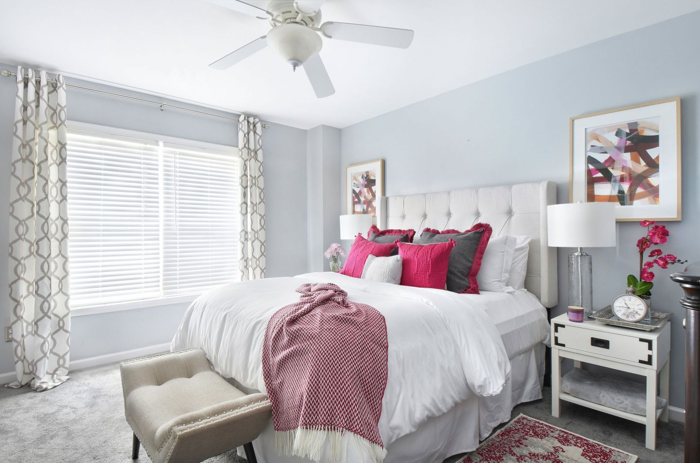 Bedroom-1440x953 Design Inspiration with Atlanta, Ga Interior Designer, Faneisha Nibbs