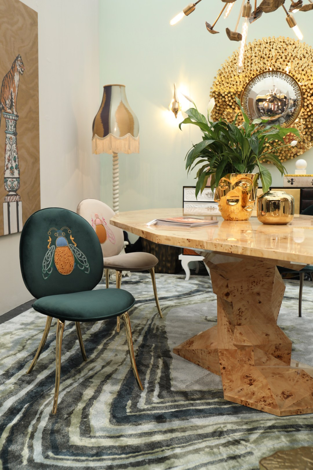 Boca-do-Lobo-Decorex-2018-Boca-do-Lobo-and-Rug-Society-Stand-2513054 Inspired By Nature: How to Add Green to Your Home