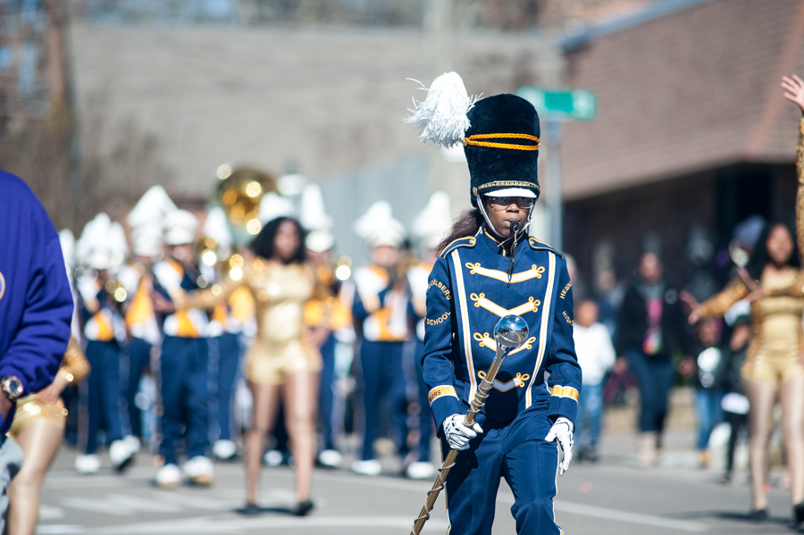 Images of Meridian, MS MLK Parade We Love