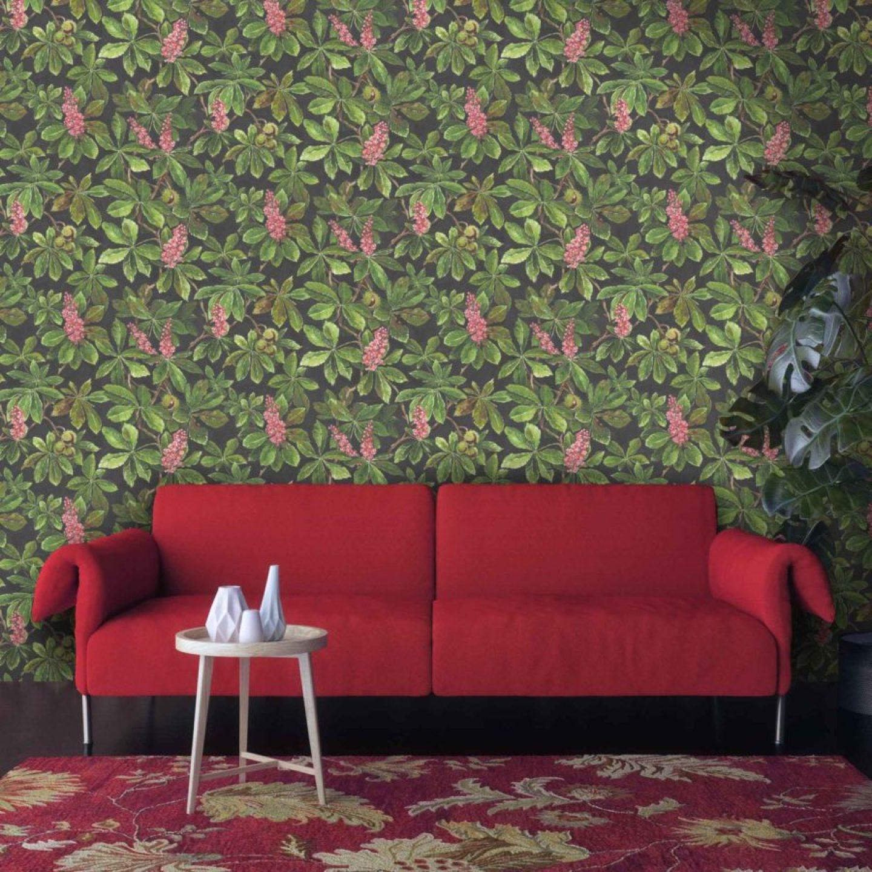 WoodchipandMagnolia_2559014_HorseChestnutPinkGreen.jpg-1440x1440 Pink and Green Rooms We Adore - Alpha Kappa Alpha Decor