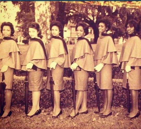 Vintage Images of Delta Sigma Theta We Adore