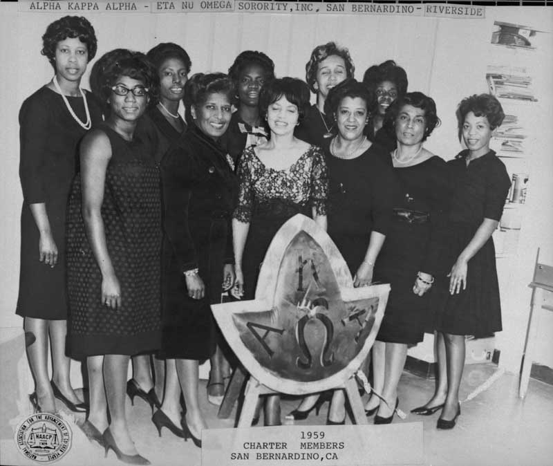 shades_0511 Vintage Images of Alpha Kappa Alpha