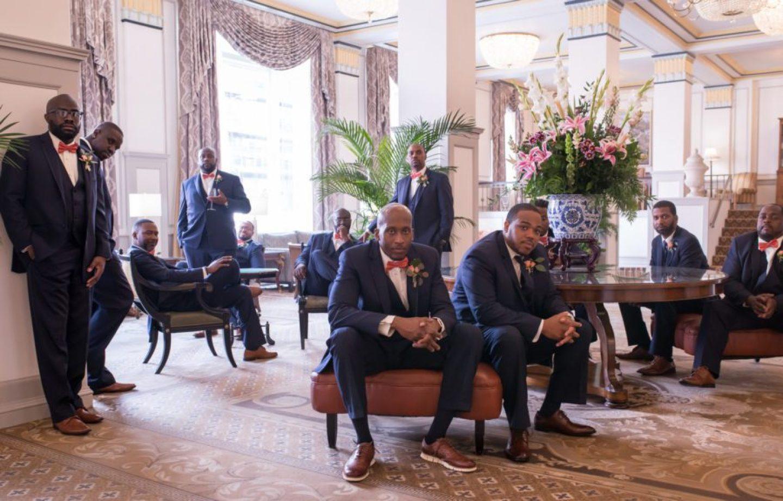 urnyretuea2smtzhow48_big-1440x921 Charleston, SC Spring Wedding at Francis Marion Hotel