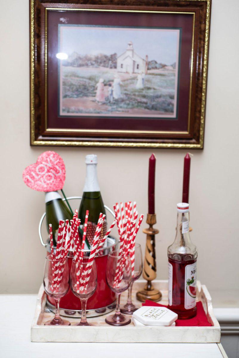 DSC_0499cl Drink Inspiration: Valentine's Day Drink Tray Decor