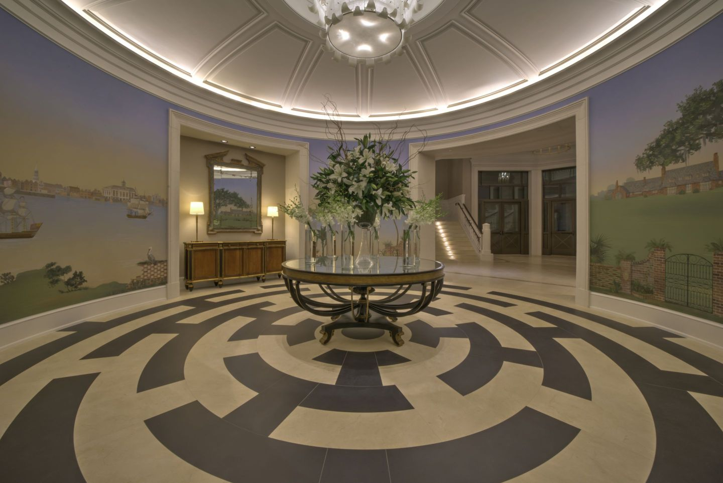 Rotunda_Credit-Modus-Photography-1440x962 Design Tour: Hotel Bennett Debuts in Charleston, SC