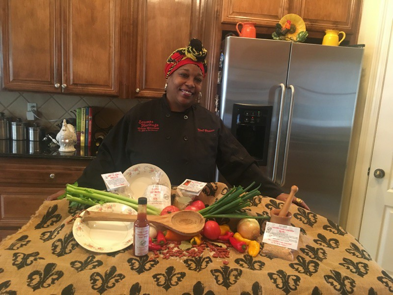 17353639_1360848627305184_4347333810837351072_n Creole Heritage Through Food with Chef Pansou of Bossier, Louisiana